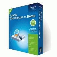 Acronis Disk Director 11 Home box 4601546096012