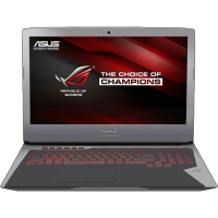 Asus ROG G752VS 90NB0D71-M08480