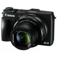 Canon PowerShot G1 X Mark II Black