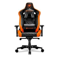 Cougar Armor Titan Black-Orange