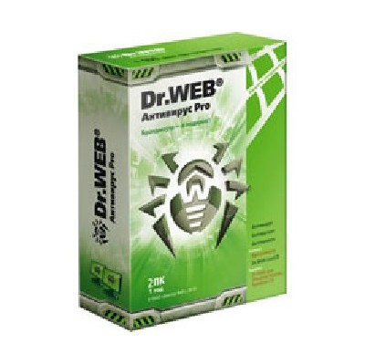 Dr. Web Pro для Windows BHW-A-12M-2A3
