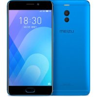 Meizu M6 Note 32Gb Blue