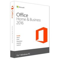 Microsoft Office Home and Business 2016 T5D-02322