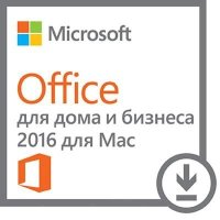 Microsoft Office Mac Home Business 2016 W6F-00652