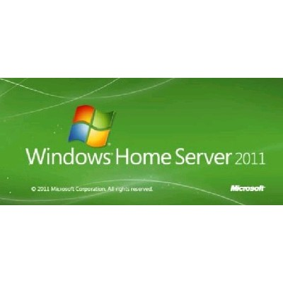 Microsoft Windows Home Server 2011 CCQ-00137