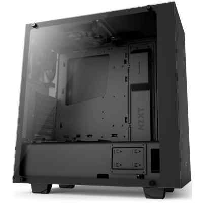 NZXT S340 Elite Black CA-S340W-B3