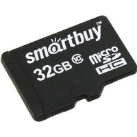 SmartBuy 32GB SB32GBSDCL10-00