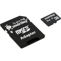SmartBuy 8GB SB8GBSDCL10-01