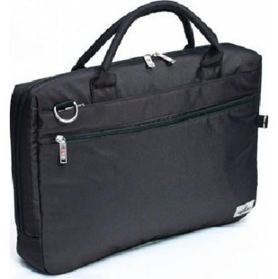 Фото сумка bagspace mf-626 (16quot;) (нейлон, черный, 44 х 33 х 9 см ) в комплекте