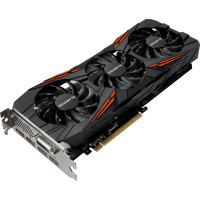 GigaByte nVidia GeForce GTX 1070 Ti 8Gb GV-N107TGAMING-8GD