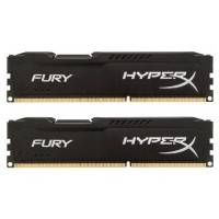 оперативная память Kingston HyperX Fury Black HX316C10FBK2/8