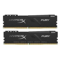 Kingston HyperX Fury Black HX426C16FB3K2-16