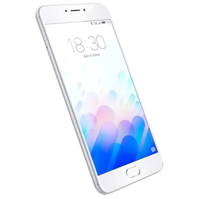 Meizu M3 Note L681H Silver-White 16GB