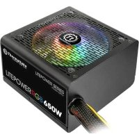 блок питания Thermaltake LitePower RGB 650W PS-LTP-0650NHSANE-1